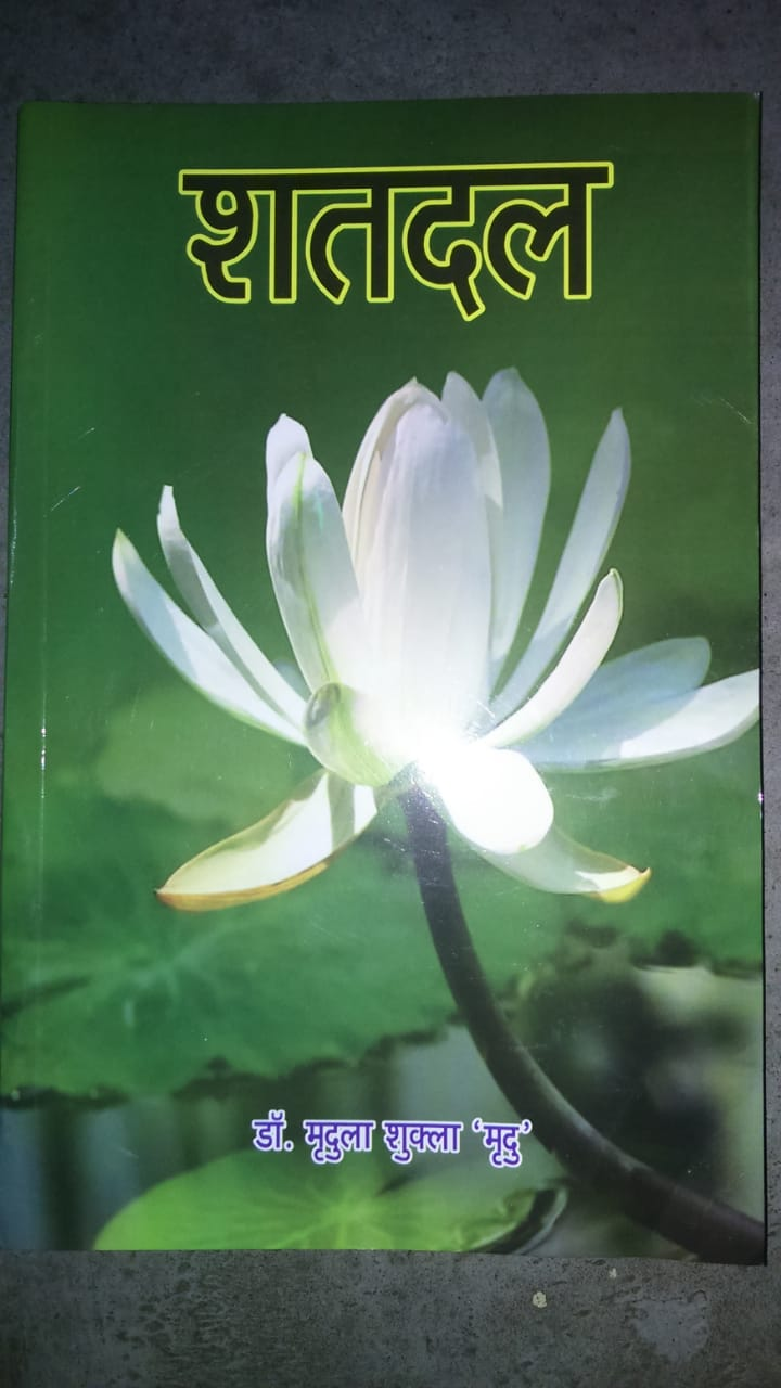 पुस्तक समीक्षा: गहरे भावों की कविताएं हैं मृदुला की