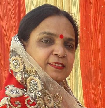 मधु खंडेलवाल राजस्थान की प्रदेश अध्यक्ष नियुक्त