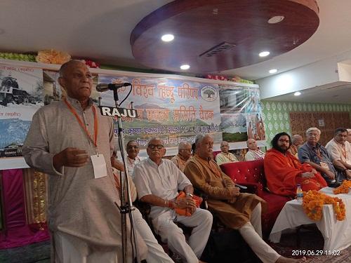 हिन्दू तीर्थस्थलों व तीर्थयात्राओं का विकास ही जम्मू-कश्मीर को धरती का स्वर्ग बना सकता है