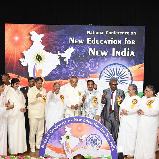ब्रह्माकुमारीज ने किया नये ज्ञान द्वारा नया भारत राष्ट्रीय सम्मेलन का आयोजन