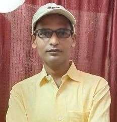 भारत-भारती से सम्मानित हुए रुपेश