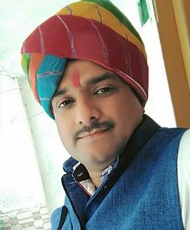 कवि नरेन्द्रपाल जैन राजस्थान  प्रदेश अध्यक्ष