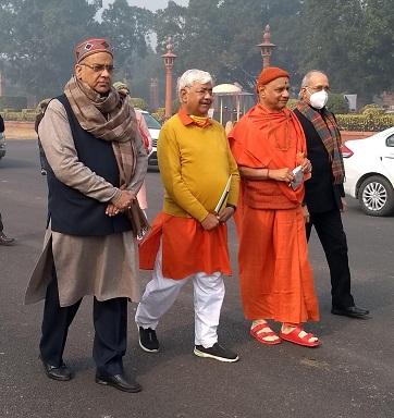 राष्ट्रपति की शुभकामनाओं के साथ प्रारंभ हुआ देशव्यापी राम मंदिर निधि समर्पण अभियान